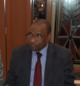 M. SIDI ALMOCTAR OUMAR Directeur Nationale DNTCP